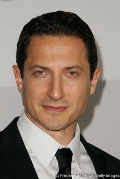 """Sasha Roiz. Captain Renard on """"Grimm"""" is my favorite possibly-bad-guy. I'm hoping he ends up a Snape figure."""
