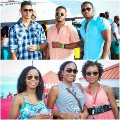 Guys vs. Girls. Ladies & Gentlemen. #JazzNCreole 2015!