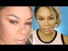 Natural Everyday Makeup Tutorial | Abby Red - YouTube