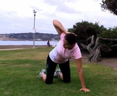 Great way to loosen up and keep your midback healthy