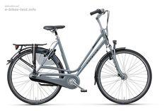 Das E-bike BATAVUS-FUEGO-DA-NEXUS-8-48-CURVE-RUECKTRITT 2016 hier auf E-Bikes-Test.info vorgestellt. Weitere Details zu diesem Bike auf unserer Webseite.