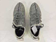 2016 Original Kanye West 350 Boost Low Turtle Dove Grey Aq4832