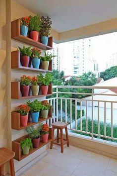 Casa Studio: Jardim Vertical!
