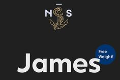 James family free demo is the part of NS James, a Geometric type family. It is…