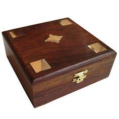 wooden jewelry box, jewelry box