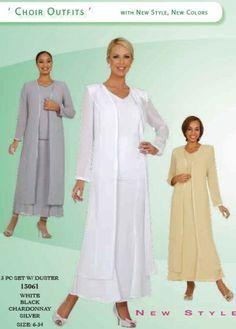 796fcf5cdec Misty Lane by Ben Marc Womens Choir Dress Set 13061 at frenchnovelty.com  Choir Dresses