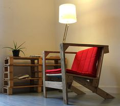 Pallet Chair by Pierre Vedel - Picture 01