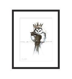 Her love for nature and animals is strongly present in her work. Sparrow Art, Presents, Art Prints, Frame, Artist, Animals, Fictional Characters, Design, Art