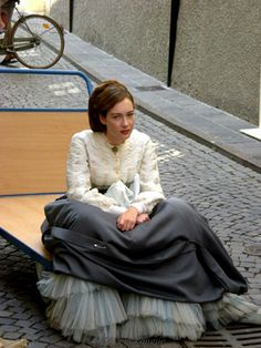 Cristiana Capotondi as Princess Sissi (TV Series) 2009 Italy.