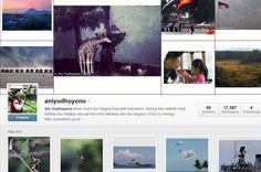 Akun Instagram Ani Yudhoyono