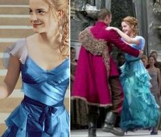 Hermione and Ron Yule ball Gown and Costume inspired by Harry Potter Cosplay Halloween costume for Adult Hermione Dress, Hermione Costume, Ball Dresses, Ball Gowns, Beauty And The Beast Movie, Harry Potter Cosplay, Yule Ball, Hermione Granger, Couture Fashion