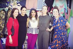 Joanna Paradecka fashion show for Perwoll