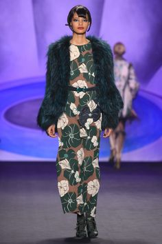 ANNA SUI COLLECTION 2014