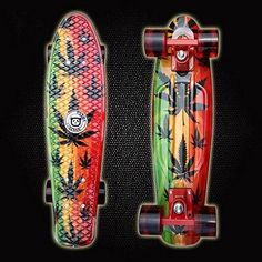 These sweet penny boards are only $35! Blank Skateboard Decks, Skateboard Grip Tape, Skateboard Shop, Custom Longboards, Custom Skateboards, Complete Skateboards, Skater Girl Style, Skater Girls, Skate Style