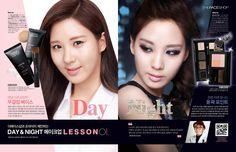 SeoHyun Day & Night @ The Face Shop