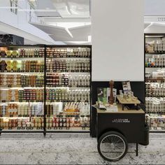 Interstore Design: Bon Marche