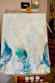 Fearless Friday, Peacock Dreams | The Painted Apron