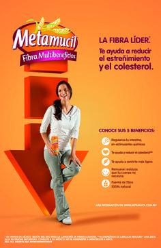 Shortlist Effie Awards® 2014 Campaña:Lowering Marca:Metamucil Agencia:Publicis México