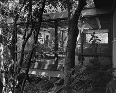 julius shulman… buff & hensman, gill house, pasadena ca,1967 @ primo