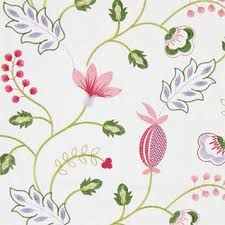 Pretty fabric in Rosebud by Prestigious Textiles. Free delivery on all mainland UK orders over Textile Design, Fabric Design, Floral Design, Wallpaper Stencil, Prestigious Textiles, Spring Design, Curtain Fabric, Modern Prints, Floral Fabric