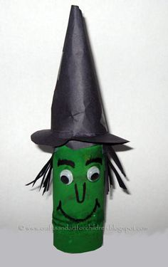 Tp tube Witch Craft for kids