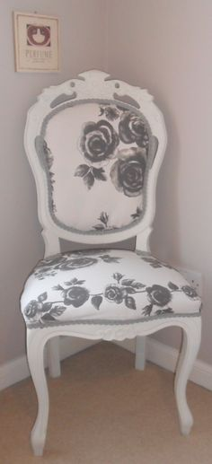 How to Re-Upholster A Chair. How many chairs have you seen that you wanted to redo? DIY.about.com