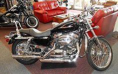 eBay: 2007 Harley-Davidson Sportster 2007 Harley Davidson 1200 Custom #harleydavidson