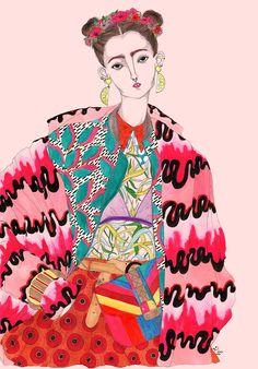 #Olympe - Jeremy Combot Illustration