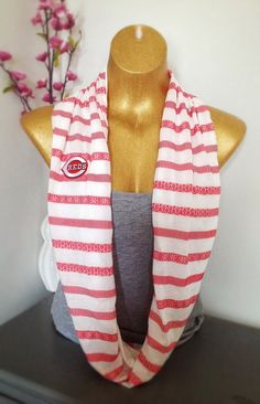 Reds Scarf for those games in the early spring/fall