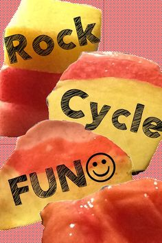 The BEST rock cycle activity, EVER!!!