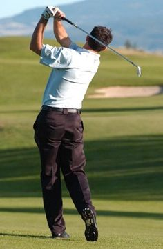 Golf golf golf!
