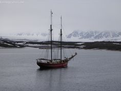 #Sailing in the high #Arctic