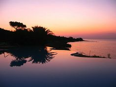 Infinity Pool in Sardinia