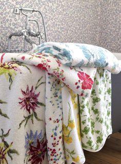 D.Porthault - Paris - Luxury home-linen -Bath towels