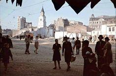 Bucureşti Vedere spre Bărăția, 1941 foto: Willy Pragher