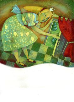 Alice's adventures in wonderland, Alida Massari