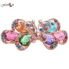 $1.54 (Buy here: https://alitems.com/g/1e8d114494ebda23ff8b16525dc3e8/?i=5&ulp=https%3A%2F%2Fwww.aliexpress.com%2Fitem%2FWomen-Barrette-Korean-Crystal-Flower-Diamond-Jewelry-Alloy-Clip-Korea-Rhinestone-Hair-Barrette-Colorful-Butterfly-Shape%2F32785918625.html ) Women Barrette Korean Crystal Flower Diamond Jewelry Alloy Clip Korea Rhinestone Hair Barrette Colorful Butterfly Shape Hairwear for just $1.54