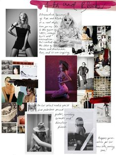 64 Ideas For Fashion Magazine Collage Layout Mood Boards : 64 Ideas For Fashion Magazine Collage Layout Mood Boards Fashion Design Sketchbook, Fashion Sketches, Fashion Portfolio, Portfolio Design, Portfolio Ideas, Mood Board Fashion, Branding, Editorial Design, Editorial Fashion