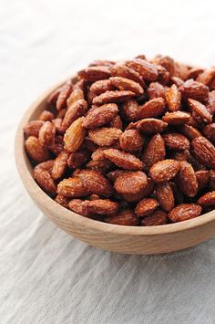 16 Delicious Roasted Nut Recipes for Your Holiday Party