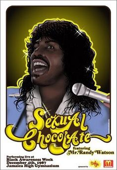 """Randy Watson.. Better known as """"Joe the Policeman"""" from the """"What's Going Down"""" episode of """"That's My Momma"""""""