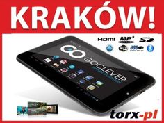 TABLET GOCLEVER M703G WIFI 3G GPS BT Wakacje! HIT