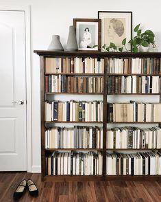 Image result for instagram bookcase living room