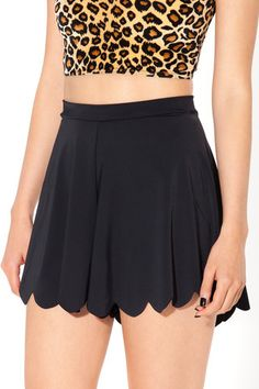 Black Milk Clothing Awesome Shorties