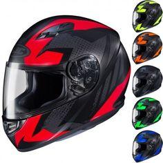 HJC CS-R3 Treague Full Face Mens Street Bike DOT Riding Motorcycle Helmets