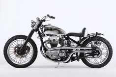 Kawasaki W650 Custom by Motor Rock