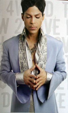 Prince Rogers Nelson - I'd want to thank him for his amazing music and concerts that have been a huge part of the soundtrack of my life since I'm 14.