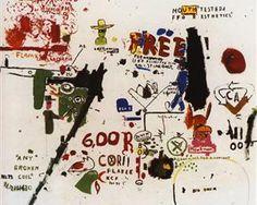 J. M. Basquiat http://www.wikiart.org/en/search/basquiat/1