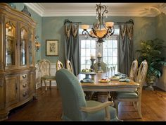 Dining Room Designs, Classice Decorating Dining Room With Wooden Floor: Decorating Dining Room Ideas for Your House
