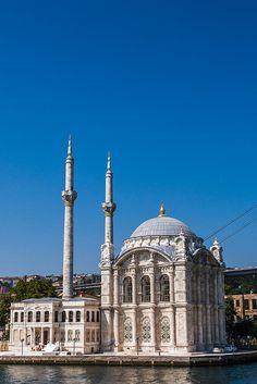 Ortaköy Mosque, Istanbul, Turkey | by svetlana.koshchy