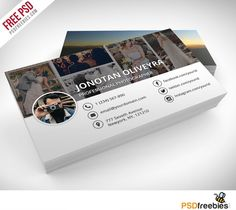<p>Download Professional Photographer Business Card PSD Template Freebie. Simple, clean and modern Photographer Business card template. A business card, as part of photography branding, is critically important, especially while establishing your photography business. A business card makes your image, which in turn may pay off with tons of new clients. Therefore, you should put in an extra effort to make your business card stand out from the crowd.</p> <p>Professional Photographer Business…